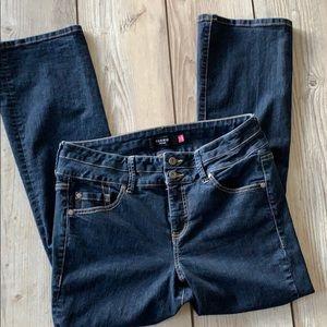 EUC Torrid bootcut denim jeans